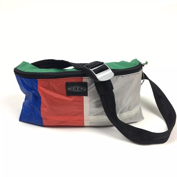 e62a01a413 Keen Bags | Harvest Recycled Paraglider Shoulder Bag | Poshmark